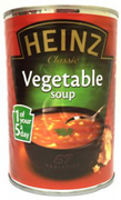 Vegetable Soup 400g