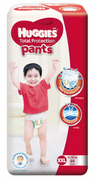 Total Protection Pants Diapers 34s XXL 15-25kg