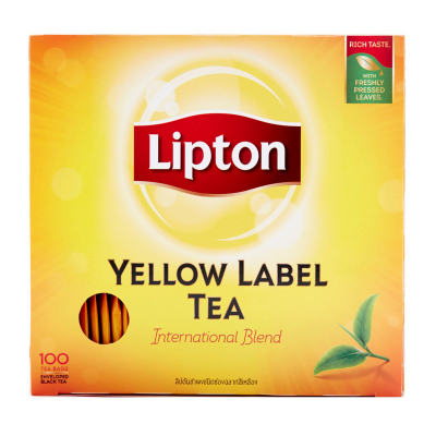 Yellow Label Tea Individually Pack 100sX2g (#)