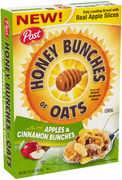 Honey Bunches Oats Apples & Cinnamon 411g