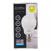 LED Light Bulb - Daylight 4.5W E14
