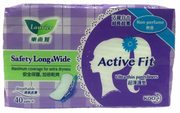 Pantyliner Long&Wide Non Perfumed 40s