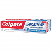 Toothpaste Sensitive - Active Whitening 120g
