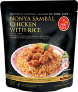 Nyonya Sambal Chicken With Rice 260g