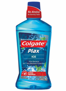 Plax Mouthwash Ice 1L (#)