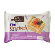 Oats Crackers 7sX18.5g (#)
