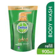 Shower Gel Gold Daily Clean Refill 900ml