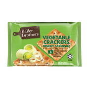 Vegetable Crackers 3sX130g (#)
