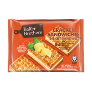 Butter Cream Sandwich Crackers 7sX44.7g (#)