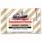 Honey & Lemon 25g