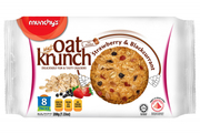 Oat Krunch Strawberry & Blackcurrant 8sX26g (#)