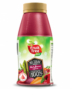 Apple Beetroot & Carrot Mixed Juice Drink - No Sugar Added 250ml