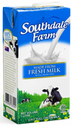 UHT Full Cream Milk 1L