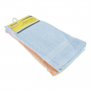 6pcs Square Towels 29X29cm