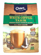 3 In 1 White Coffee Tarik Coconut Sugar 15sX36g