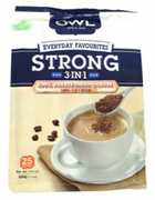 3 In 1 Freeze Dried Instant Coffee Strong 25sX20g