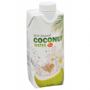 100% Natural Coconut Water 330ml