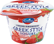 Greek Style Yogurt - Strawberry 150g