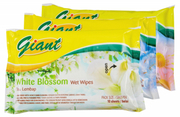 Wet Wipes - Assorted Fragrance 3X10Sheets
