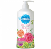 Soothing Body Wash - Rose Blend 1L (#)