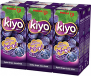 Kiyo Kyoho Grape Juice Drink 6sX250ml
