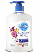 Nourishing Gel Hand Wash - Sweet Orchid & Plum 500ml