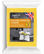 Mature Cheddar Cheese 200g