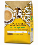 2in1 White Coffee No Cane Sugar 15sX25g