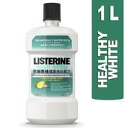 Healthy White Mouthwash 1L