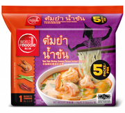 TOM YUM SHRIMP CREAMY FLAV INST NOODLE