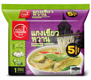 GREEN CURRY FLAVOUR INSTANT NOODLE