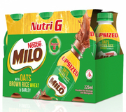 Milo Ready-to-Drink Nutri-G 6s X 225ml