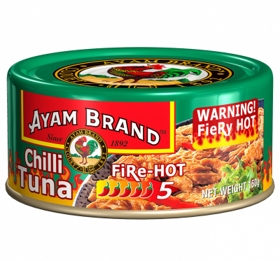 Chilli Tuna Fire Hot 160g