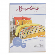 Printed Bedsheet Set (King) 450 Thread Count