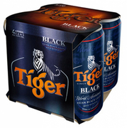 Black Lager Beer 4sX330ml
