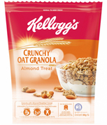 Crunchy Oat Granola - Almond Treat 380g