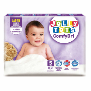 ComfyDri Diapers S 68s 3-8kg