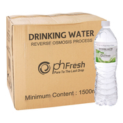 Pure Drinking Water 12sX1.5L (#)