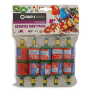 Party Poppers 10s