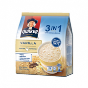 3in1 Oat Cereal Drink - Vanilla 15sX28g