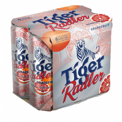 Radler Beer Grapefruit 6sX330ml