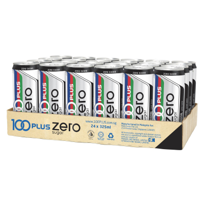 Isotonic Drink Original Zero Sugar 24sX325ml