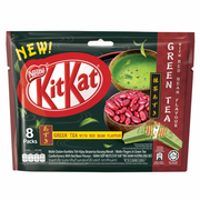 Green Tea With Red Bean 8s X 17g
