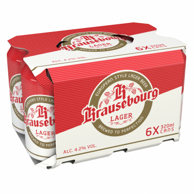 Lager Beer 6sX320ml
