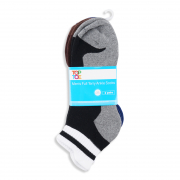 Mens Full Terry Ankle Socks (Dark Coloured) 3 Pairs