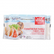 CRYSTAL FISH BALL TOBIKO