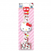 Hello Kitty Wristband Tin Strawberry Candy 10g