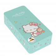 Hello Kitty Tin - Phoenix Egg Rolls With Seaweed 50g