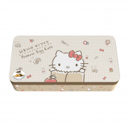 Hello Kitty Tin - Phoenix Egg Rolls With Seaweed 1107J 50g