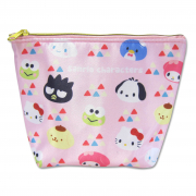 K&F Pouch Strawberry Candy Pink